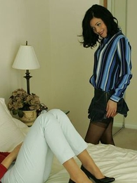Panty gals - Butch panty dissimulation
