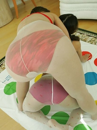 Undies pictures - Pantyhose twister