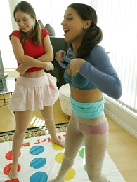 Panty pictures - Pantyhose twister