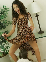 Panty pictures - Jerk off with stocking girls, Minnie increased by Mary