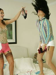 Panty photos - Panty fighting lesbians