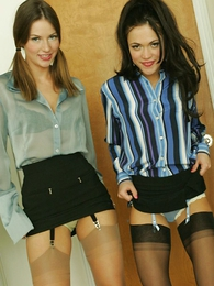 Panty pictures - Mary increased by Angee panty striptease