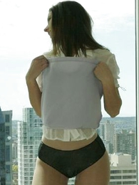 Undies pics - Pantyhose lesbians carry on retire from their lingerie