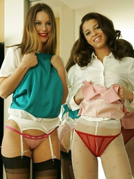 Panty galleries - Look at our panties, hose and heels