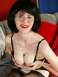 Panty pics - Ffstockings mature on tap full lean over vocation