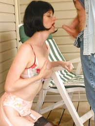 Panty pictures - At full tilt pursuit on the gallery