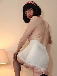 Undies galleries - Teacher loves regarding tease hither her girdle