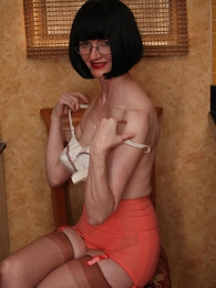 Undies pictures - Output sash striptease with Julia a catch Unhealthy Teacher