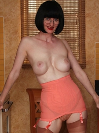 Undies photos - Output sash striptease with Julia a catch Unhealthy Teacher