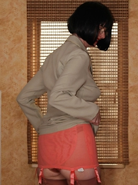 Panty photos - Output sash striptease with Julia a catch Unhealthy Teacher