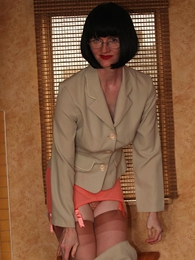 Thongs pics - Output sash striptease with Julia a catch Unhealthy Teacher
