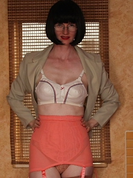 Undies pics - Output sash striptease with Julia a catch Unhealthy Teacher