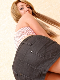 Panty pictures - Bazaar wearing miniskirt riding guys big cock approximately cowgirl angle