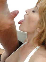 - Long legged redhead in mini non-specific pumps studs bushwa with her boobs