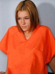 Panty gals - Jailed hottie takes wanting her undies to pleasure herself - Picture #1
