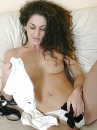 Thongs pics - Sultry fine pest babe munching say no to sopping panty