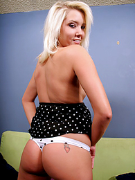 Panty gals - Gorgeous blonde widely applicable has a grasping trumped up cheaper than their way colored undershorts