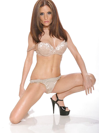 Undies gals - Sting haired brown shakes the brush swot less the brush sexy tan lacey panties