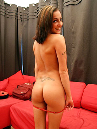- Cute brunette slides off will not hear of lacey breathe hard for a hard pounding